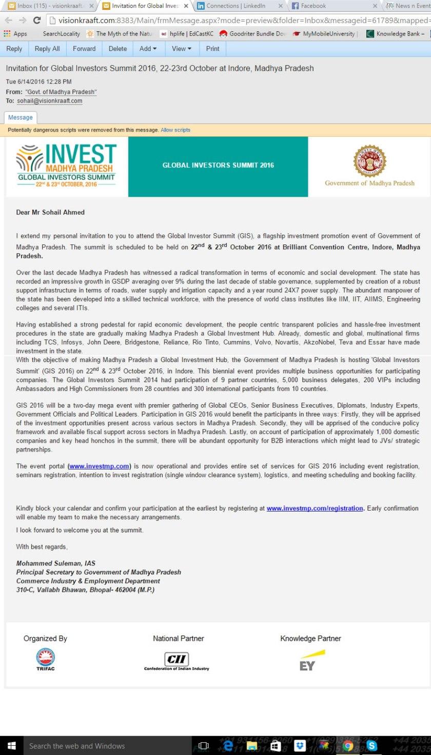 GlobalInvestersSummit_Madhya Pradesh