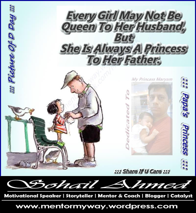 Papa's Princess
