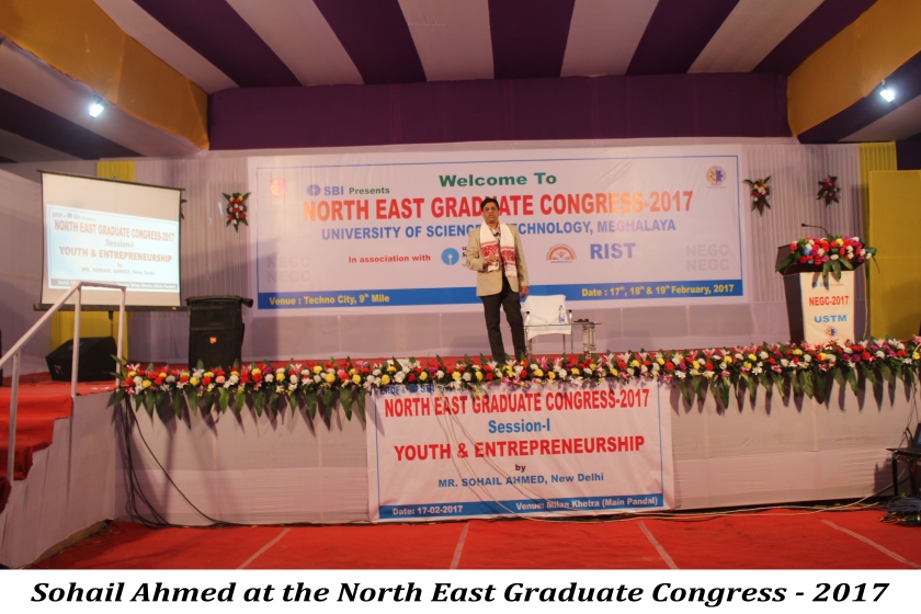 Notrh East Graduate Congress