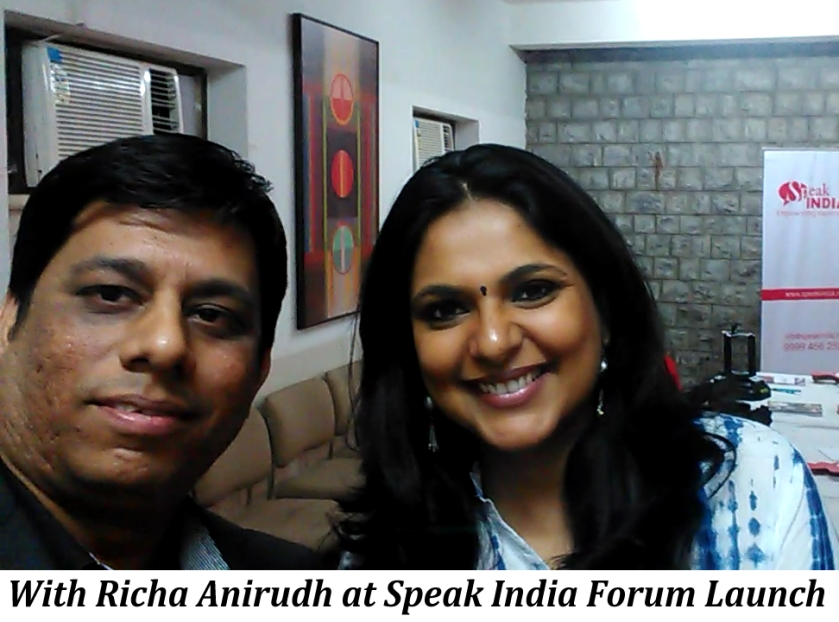 Speak India forum