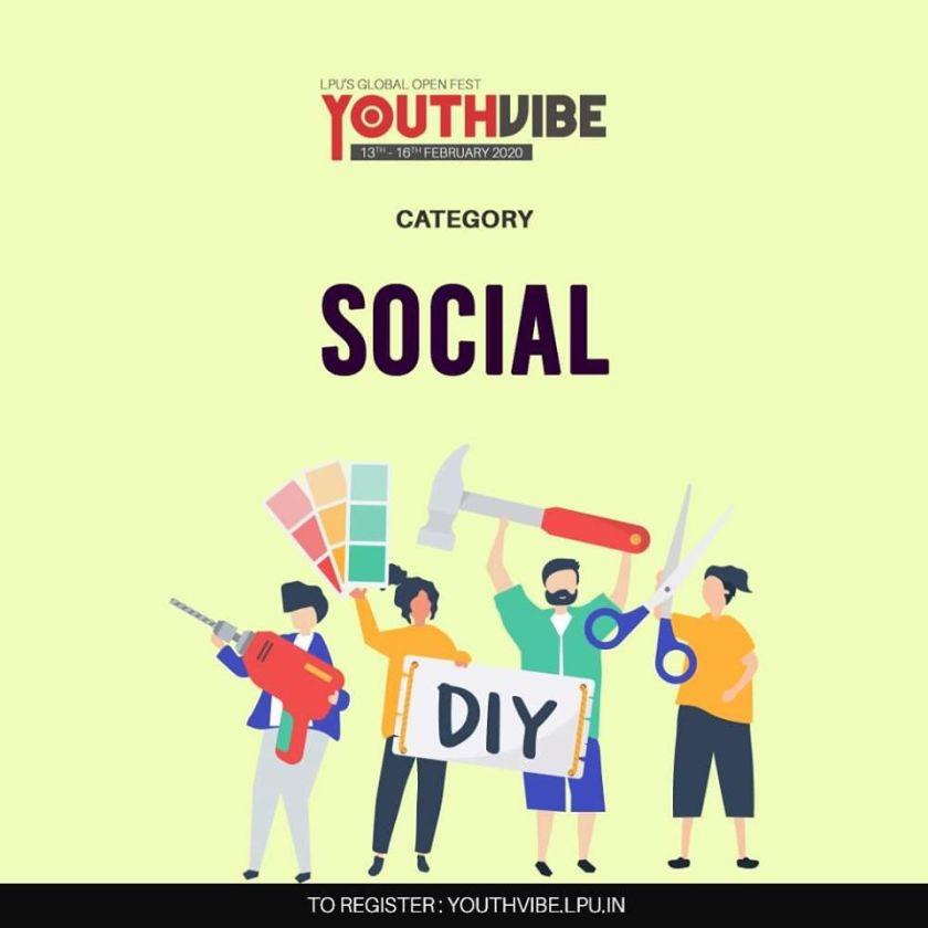 YouthVibe Social